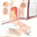路地(2011荒木町十景 出展)